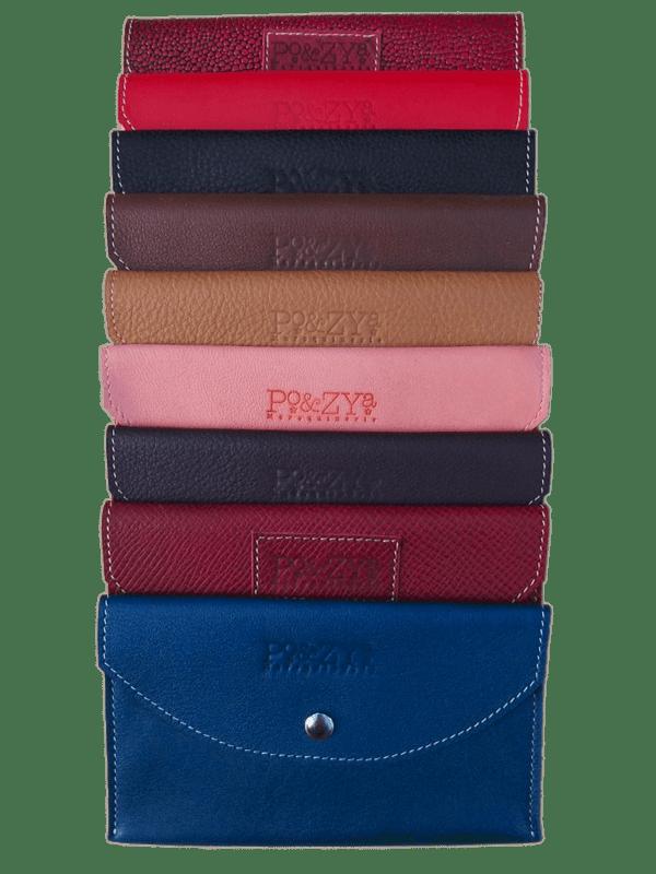 ensemble porte-documents en cuir divers coloris Po&ZYa