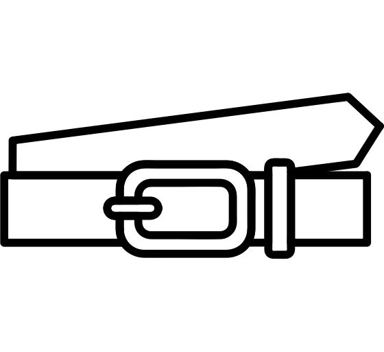 icone ceinture cuir