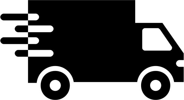 icone transporteur livraison
