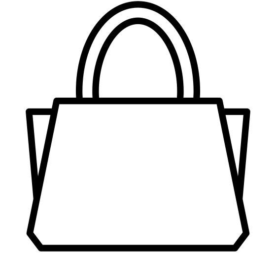 icone sac cuir